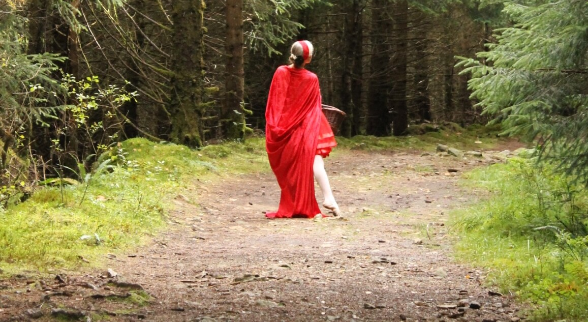 Red Riding Hood Ballet, International Dance Academy, Norway